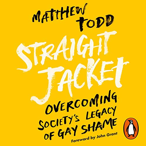 Straight Jacket audiobook cover art