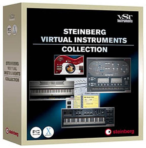 STEINBERG VSTI COLLECTION