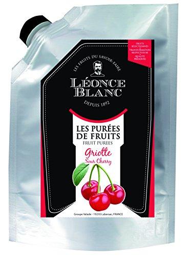 Léonce Blanc - Sauerkirsche Fruchtpüree 1kg