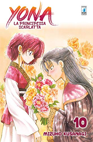 Yona la principessa scarlatta (Vol. 10)