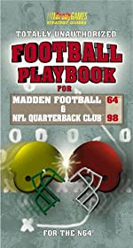 Football Playbook 98 (Maddon & Nfl Qtrbk - Brady:Football Playbook 98 (Mad _p de BRADY