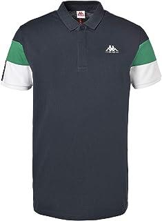 Kappa Iphen Men's Short-Sleeved Polo Shirt, mens, 3112EFW