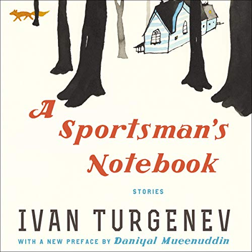 A Sportsman's Notebook audiobook cover art