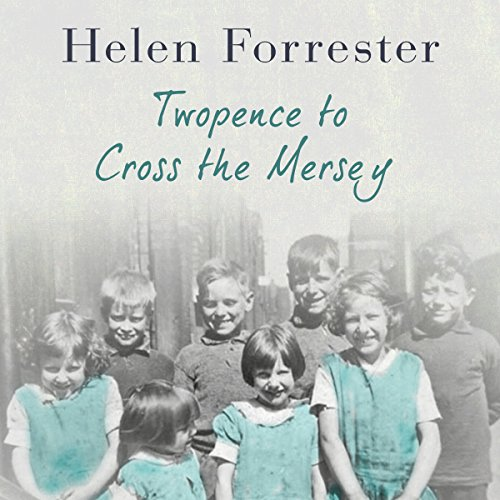 Twopence to Cross the Mersey audiobook cover art