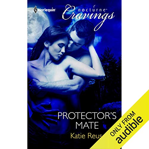 Protector's Mate audiobook cover art