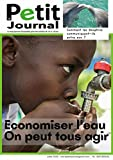 Economiser l'eau On peut tous agir (French Edition)
