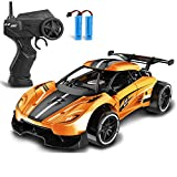 iblive Remote Control Car 1:16 Scale RC Racing Cars 2.4GHz 60 Min Play Metals High Speed Electric Sport Racing Hobby Toy Car Vehicle Gifts for Boys Girls Kids Toy