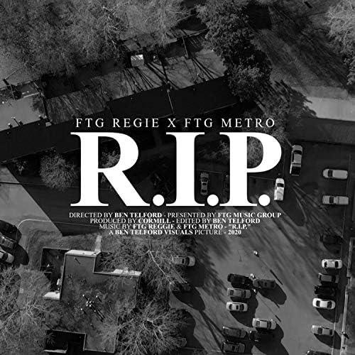 FTG Reggie feat. Manyok Akol