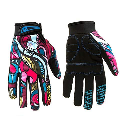 Smartphone Handschuhe Herren Winterhandschuhe Herren Touchscreen Bikerhandschuhe für Männer Fahrradhandschuhe Herren Herren Handschuhe Touchscreen Color,M