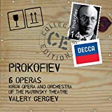 6 Operas (Box14Cd)(Betrothal In A Monastery,War And Peace, Op.91,The Fiery Angel...