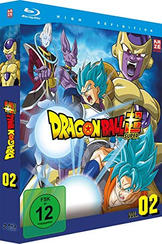 Dragonball Super - TV-Serie - Vol. 2 - [Blu-ray]
