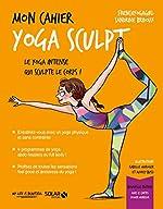 Mon cahier Yoga Sculpt NE cartes de Sandrine BRIDOUX