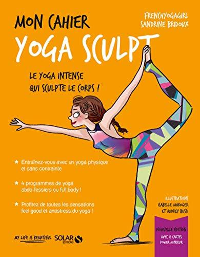Mon cahier Yoga Sculpt NE cartes
