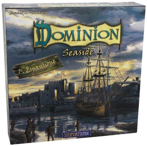 Giochi Uniti- Dominion: Seaside Gioco, Multicolore, SM326