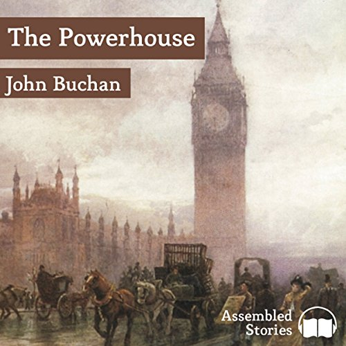 The Power House audiobook cover art