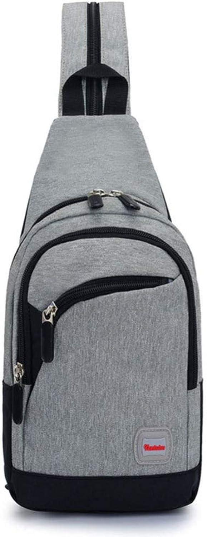 Outdoor Backpack Shoulder Diagonal Bag Men and Women Portable Small Backpack Leisure Travel Backpack