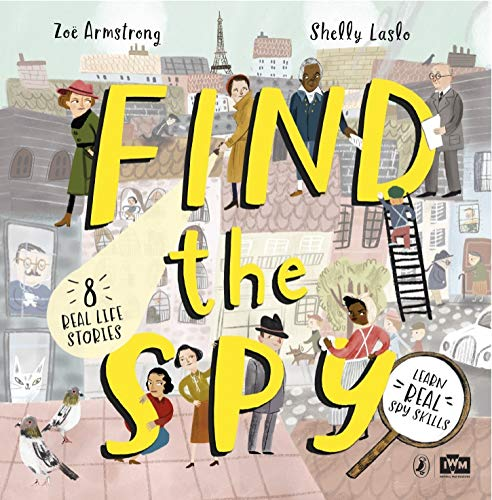Book's Cover of Find The Spy (English Edition) Versión Kindle