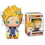Funko Pop Dragonball - SuperSaiyan 2 Gohan #518 Vinyl 3.9inch Animation Figure Anime Derivatives Sup...