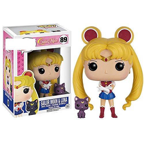 Pop Sailor Moon - Sailor Moon & Luna 89#