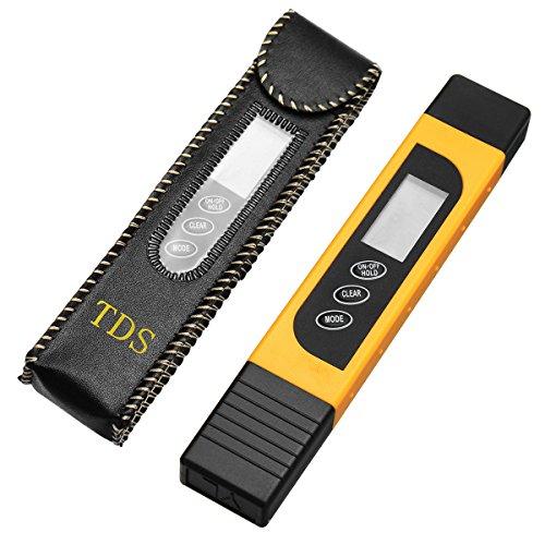 Ils - 3 in 1 digitale TDS EC waterkwaliteit tester meter zuiverheid meter tempp PPM test filter pen testgereedschap