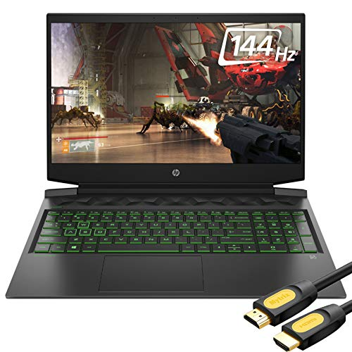 HP Pavilion VR Ready 144 Hz Gaming Laptop 16.1