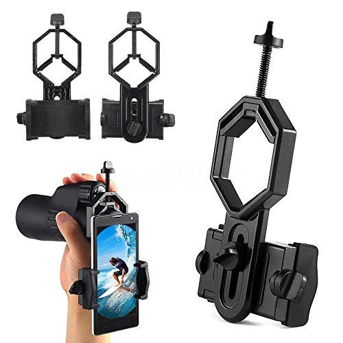 Deyan Telescope Connect mobiele telefoon beugel adapter Mount optische apparaat T-adapter voor verrekijker monoculaire microscoop