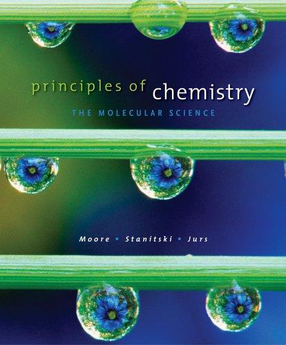 Bundle: Principles of Chemistry: The Molecular Science + OWL eBook Printed Access Card
