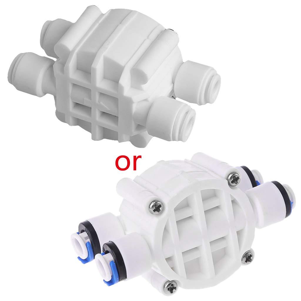 Haptian Interruptor de válvula de Cierre automático de 4 vías RO ...