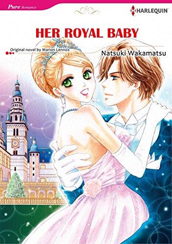 Her Royal Baby: Harlequin comics (English Edition)