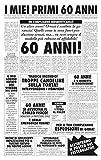 Bombo Biglietto Auguri Giornale Compleanno 60 Anni Amico