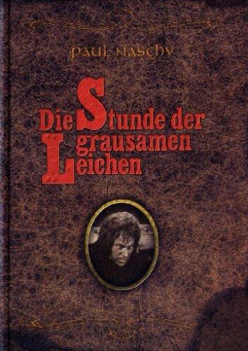 Die Stunde der grausamen Leichen Buch-Editon [Alemania] [DVD]