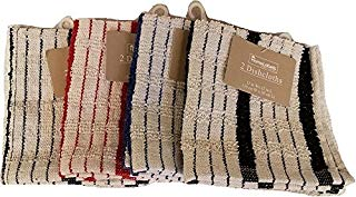 HomeLabels Solid Dishcloth Case Pack 72, NEW