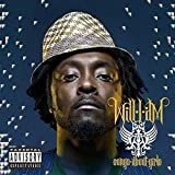 will.i.am Songs About Girls Albumcover Poster und Drucke