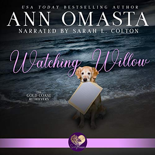 Watching Willow audiobook cover art