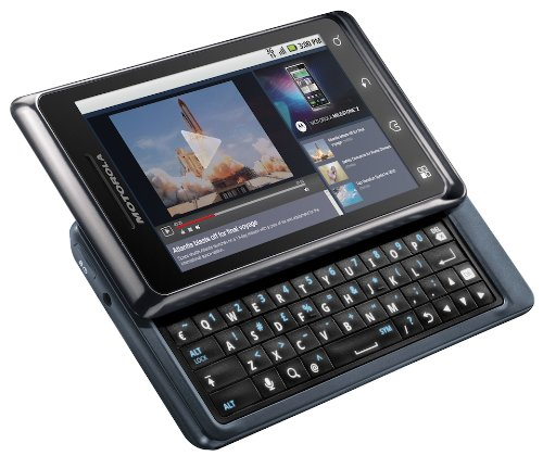 Motorola Milestone 2 Smartphone (9,4 cm (3,7 Zoll) Touch-Display, 5 Megapixel Kamera, 1Ghz, 16GB, Android 2.2)