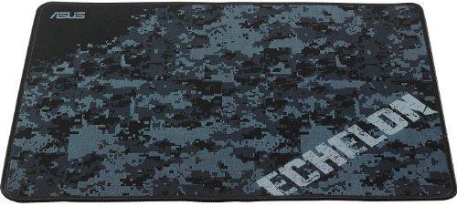 Asus Cerberus Gaming Mauspad (grobmaachiges Gewebematerial, für optische und Laser-Mäuse, 400 x 300mm) schwarz