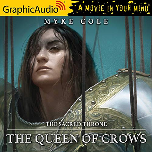 Couverture de The Queen of Crows [Dramatized Adaptation]