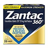 Zantac 360 Maximum Strength Tablets,...
