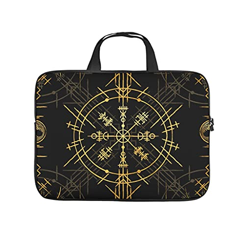 Normal Viking Tree of Life Laptop Bags Upgraded Waterproof - Viking Laptop Protection Suitable for School
