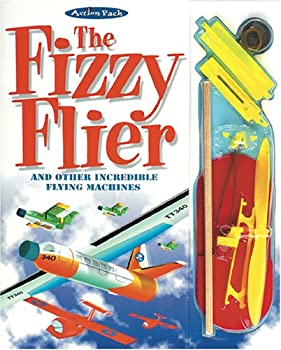 Paperback The Fizzy Flier (Action Packs) Book