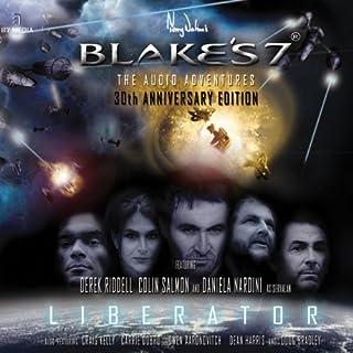 Blake's 7 - Liberator audiobook cover art