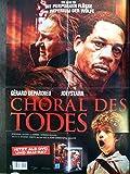 Choral des Todes - Gérard Depardieu - Videoposter A1