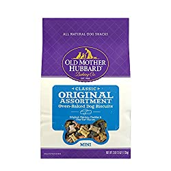 Old Mother Hubbard's mini biscuit