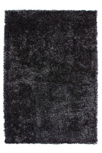 Teppich Crystal 350 anthrazit 160 x 230 cm