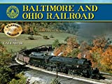 Baltimore and Ohio Railroad Calendar 2021 wall