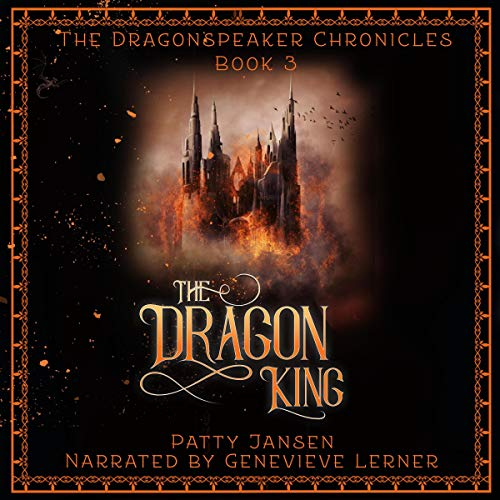 The Dragon King cover art