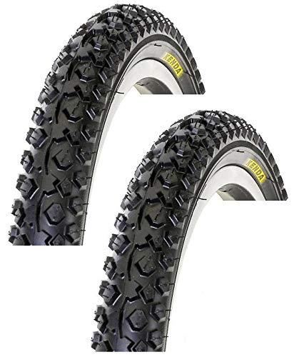 P4B 2 neumáticos de 12 pulgadas para tu bicicleta de montaña | 62-203 | 12 1/2 x 2 1/4 | perfil de MTB.