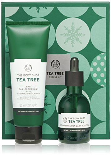 Tea tree oil gift set perfect Gift ideas for the letter T