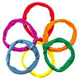 Chew Bands Necklaces 6-Pack Terry Cloth Super Absorbent Alternative to...