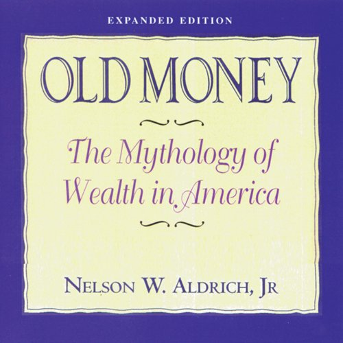Old Money audiobook cover art